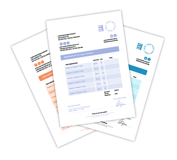 Technical reports and certificates