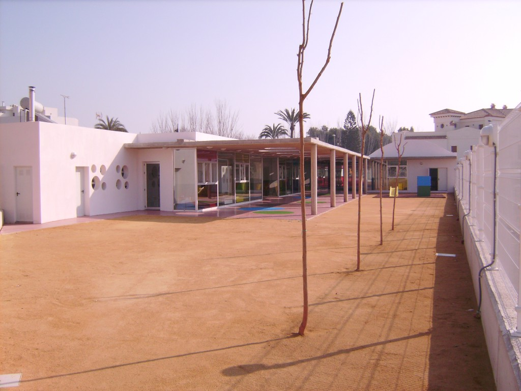 Nursery school in San Pedro Image