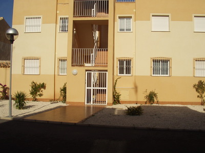 Block of 110 appartments in Orihuela Image